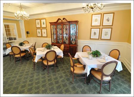 Elegant Dining Image